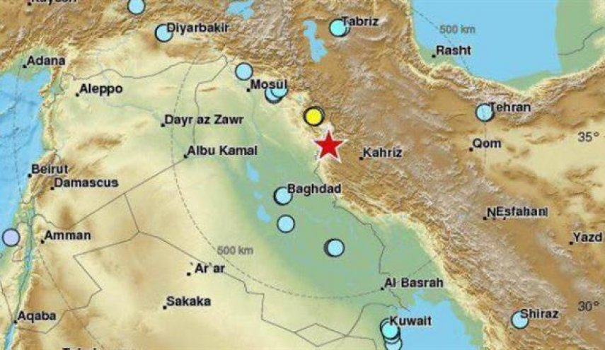 Iraq-Iran border quake death toll rises to 336