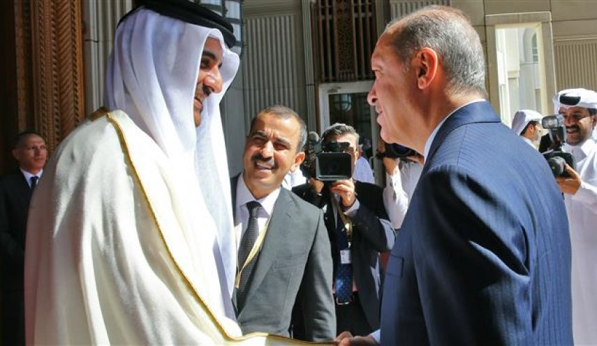 Erdogan vows continued military support for Qatar during Doha visit