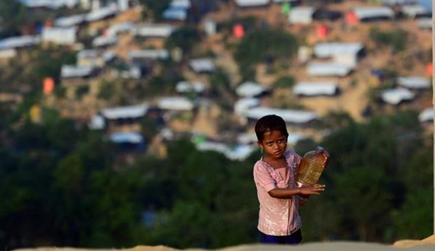 Rohingya to stay in temporary shelters after Myanmar return
