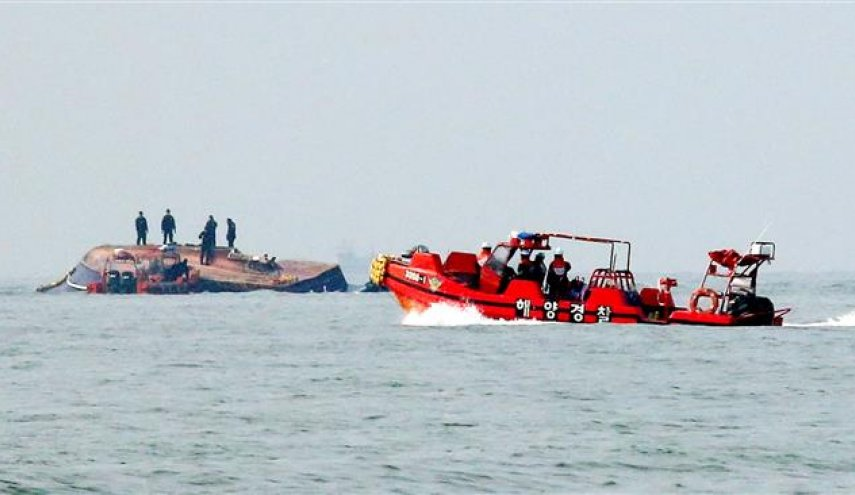 13 killed in South Korea maritime accident