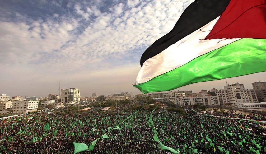 Hamas marks 30th anniversary of its foundation