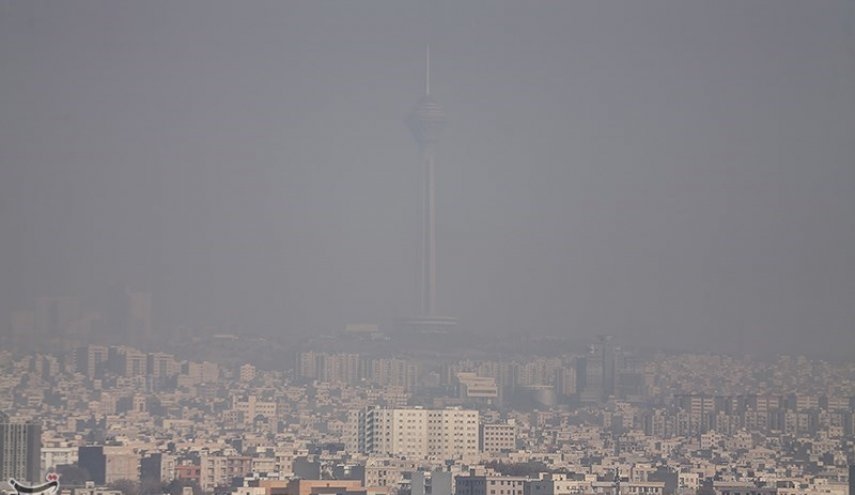 Schools shut in Iran capital, major cities due to high pollution