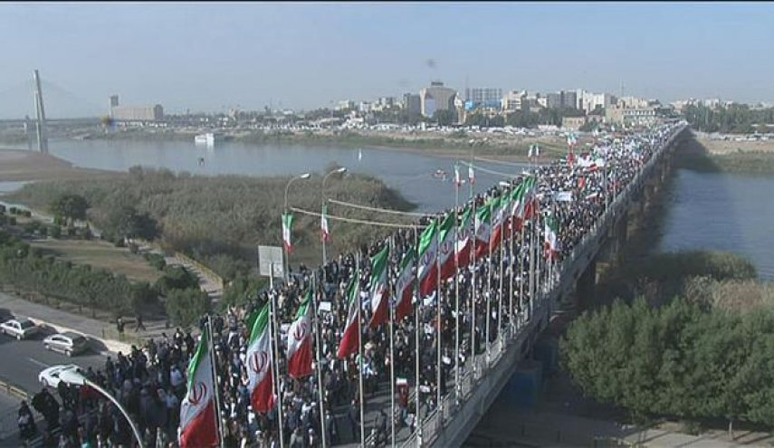 Iranians hold nationwide rallies to denounce riots, back Islamic establishment