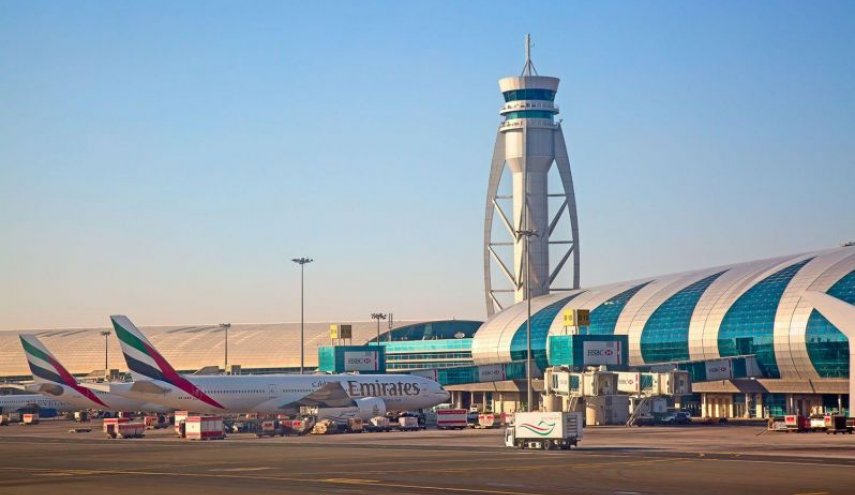 Dubai keeps place as world's busiest int'l airport despite slower growth