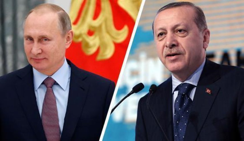 Putin, Erdogan agree to boost military coordination in Syria: Kremlin