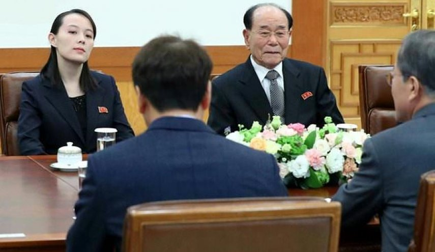 Two Koreas hold top-level talks in Olympic rapprochement