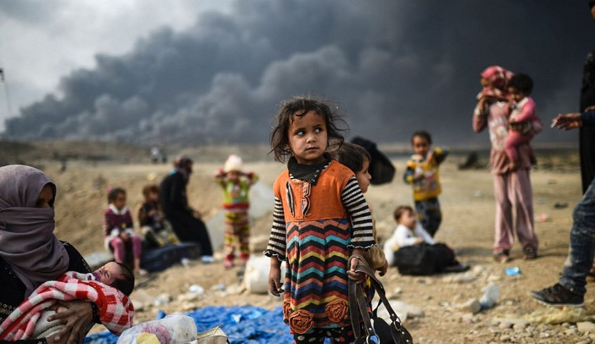 One in four Iraqi children in poverty after war on Isis: UN