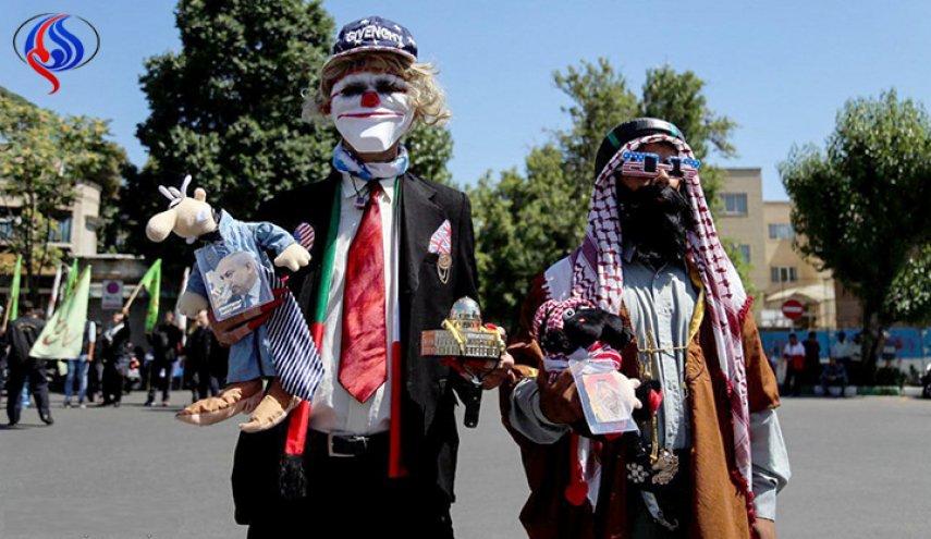 بالصور..المسيرات الميليونية ليوم القدس العالمي في ايران (3)