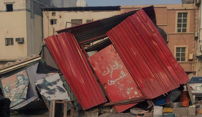 تصاعد الاعتداءات على الشعائر الحسينية في السعودية