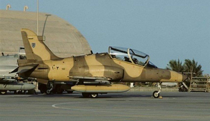 سقوط طائرة عسكرية سعودية في تبوك