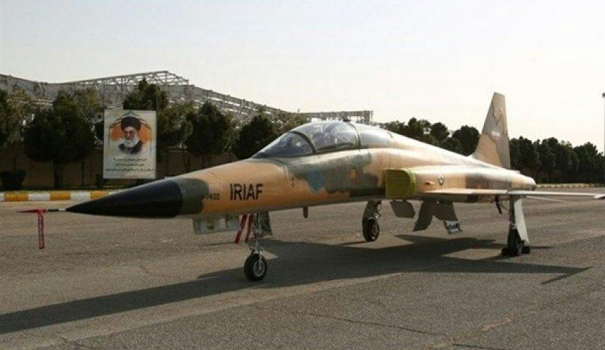 سلاح الجو الايراني يتسلم قريبا مقاتلة