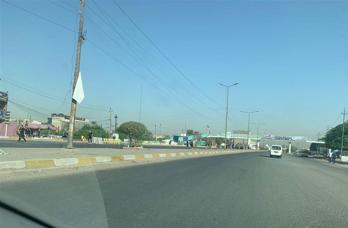 الامن العراقي يباشر تطبيق خطة الزيارة الاربعينية
